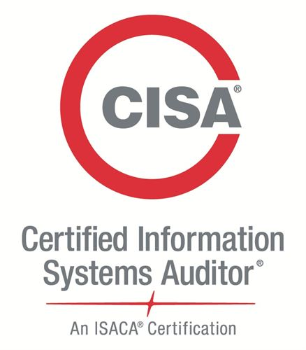 badge for certified information systems auditor