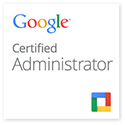 badge for google certified administrator